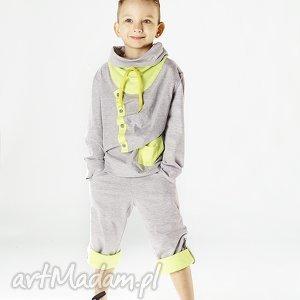 dodosklep bluza chb01l, bluza, guziki, sznurowadła, sportowa, stylowa, dodokids