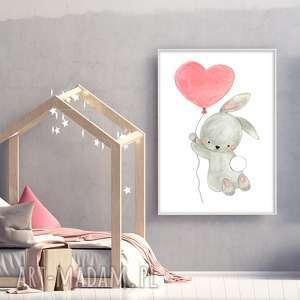 handmade pokoik dziecka króliczek