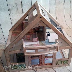 domek dla lalek - domek, zabawka
