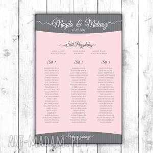 plan stołów weselnych, obraz na płótnie, ślub, wesele, płótno, dekoracje-ślubne