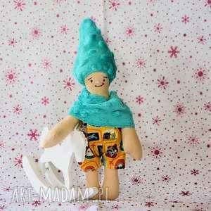 krasnal mędrek, krasnal, lalka, kolorowy, bezpieczny, chłopczyk, bajka zabawki