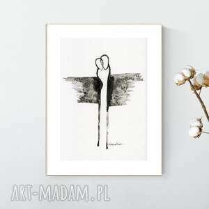 grafika a4 wykonana ręcznie, abstrakcja, elegancki minimalizm, 2507987, obrazy