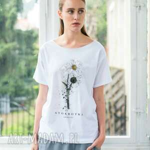Stokrotka Oversize T-shirt, oversize