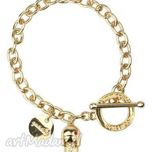 Prezent Komplet biżuterii z charms kimmidoll Hiro- Hojnosć, biżuteria, japońska