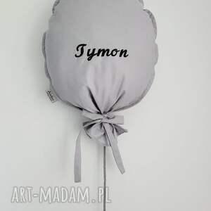 balon dekoracyjny z imieniem, bolon na ścianę