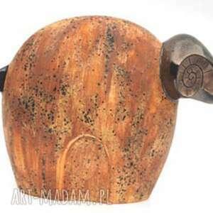 ceramika baran, buc, ceramika, figurki, zwierzątka