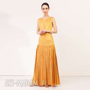 sukienki suknia chong, plisowana, pod choinkę prezent
