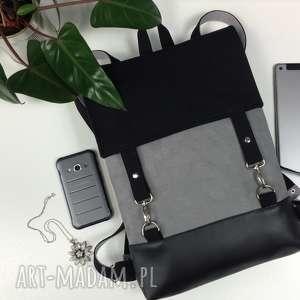 plecak na laptopa, plecak, mini miejski damski