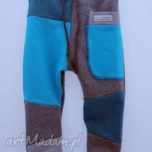 patch pants - eco dresik dziecięcy niebieski, spodenki, spodnie, chłopiec, prezent