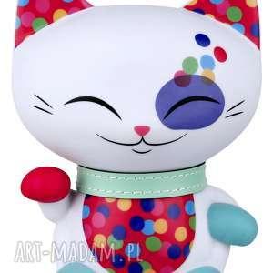 Prezent figurka mani lucky cat Kulek 11cm, manilacky, kimmidoll, figurka, szczęście
