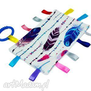 ręczne wykonanie zabawki metkowiec zabawka sensoryczna