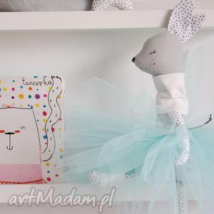 hand made zabawki sarenka baletnica