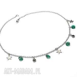handmade naszyjniki choker - alloys collection line star vol