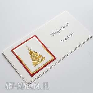 kartki firmowe z twoim logo, świąteczne, firmowe