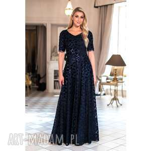 ręczne wykonanie sukienki sukienka courtney