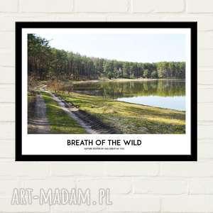 BREATH Plakat 30x40, plakat