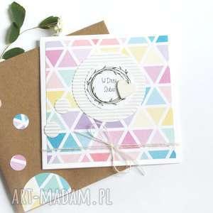 kartka ślubna :: handmade, ślub