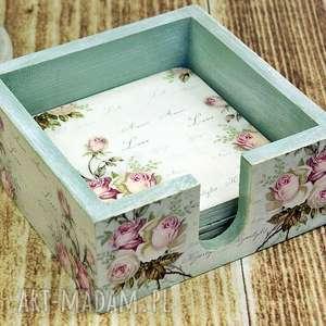 Prezent Podkładki pod kubki - róże, podstawki, drewniane, pod, kubki, prezent