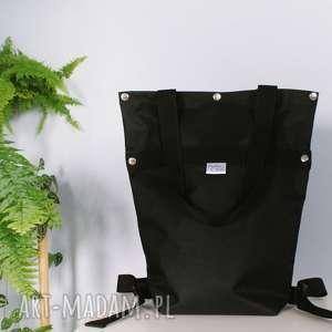 torebko plecak 2 w 1 kordura - ,plecak,torba,kordura,jesień,xxl,oversize,