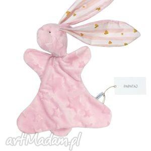 przytulanka króliczek, przytulanka, niemowle, maskotka, królik