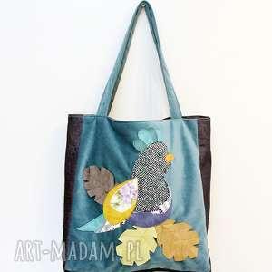 torebki zakupówka z ptakiem, ptak, aplikacja, zakupy
