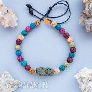 whw for men - hard rainbow, kamienna, kamienie, sznurkowa, męska, lawa, lava