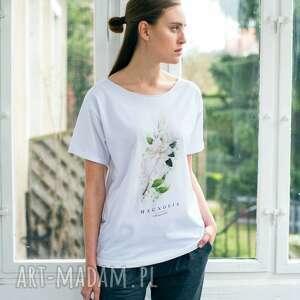 Magnolia T-shirt Oversize, oversize