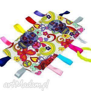 metkowiec zabawka sensoryczna - sensoryczna, metkowiec, zabawka, niemowle, gryzak