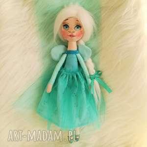 dekoracja tekstylna wróżka - lalka, dziewczynka, prezent, urodziny