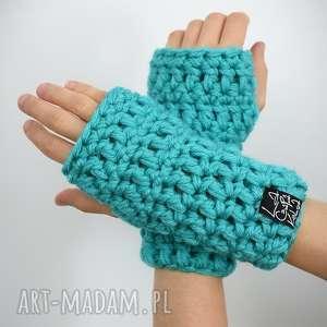 Mitenki 19, rękawiczki, rekawiczka, mitenki, mittens, bezpalców, gloves