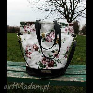 foliowy worczak 3, folia, kwiaty, shopper, torebka, torba, duża