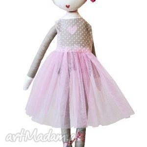 rafineria cukru ana, która lubi tańczyć lalka z sercem , baletnica, balet, tutu