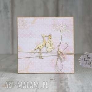 narodziny bliźniaczek - kartka gratulacyjna, bliźniaczki, narodziny, gratulacje