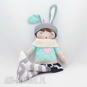 ręczne wykonanie lalki lala przytulanka dalla śpioszka, 46 cm