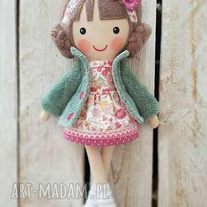malowana lala agatka, lalka, przytulanka, niespodzianka, zabawka, prezent