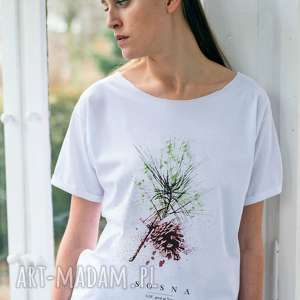 Sosna T-shirt Oversize, oversize
