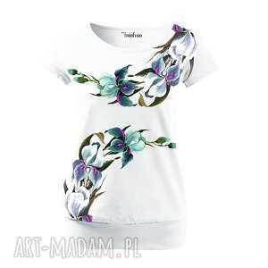 koszulki malowana bluzka na prezent, koszulka, damska, malowana, oryginalan, prezent