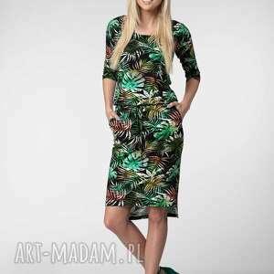Sukienka mirian sukienki lukome w-monstery, elegancka sukienka