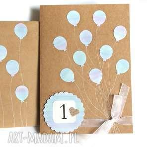 kartki na roczek urodzinowa kartka xl pastelle i, roczek