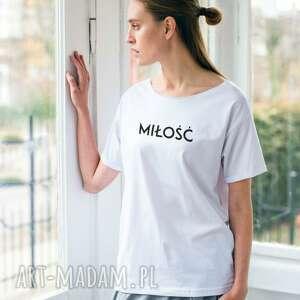gau great as you miłość oversize t-shirt, oversize