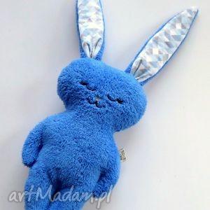 Luluś niebieski, królik, zajączek