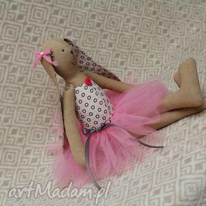 ręcznie zrobione lalki kropelkowa baletnica