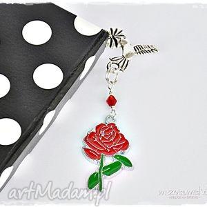 Prezent Zakładka Róża, zakładka, róża, książka, prezent, kobieta