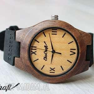 Damski drewniany zegarek WAGTAIL, zegarek, drewniany, ekologiczny, kobiecy, damski