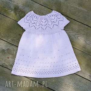 ubranka sukieneczka lily, sukienka, dziewczynka, dziecko, niemowlę, prezent, bawełna