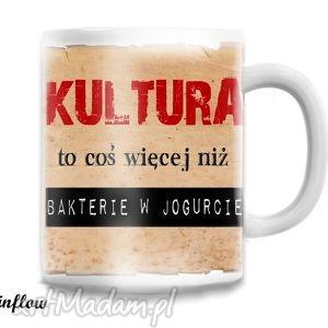 kubek - kultura to coś więcej niż bakterie w jogurcie, kubek, kultura, prezent