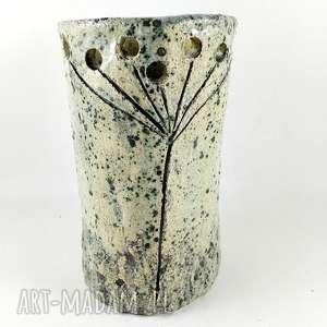 Prezent Wazon/kubek ceramiczny, dekoracje, kubek, sztuka, kwiaty, prezent, kuchnia