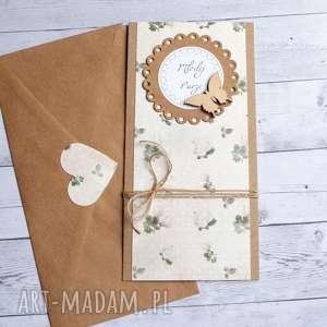 kartka ślubna - cream roses slim, ślub, ślubna