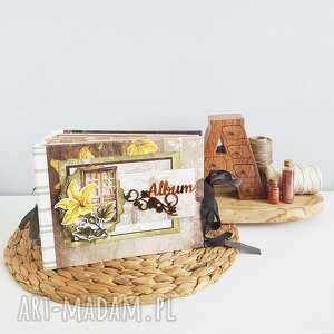 pod choinkę prezent, album jesienny, album, pamiątka