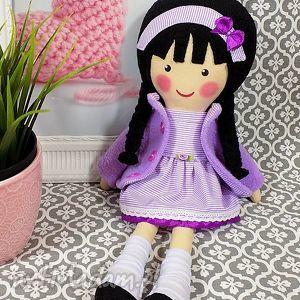 lalki malowana lala żanetka, lalka, zabawka, przytulanka, prezent, niespodzianka